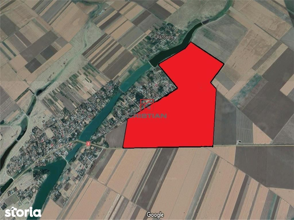 Vanzare teren intravilan Ileana - DN3, Calarasi