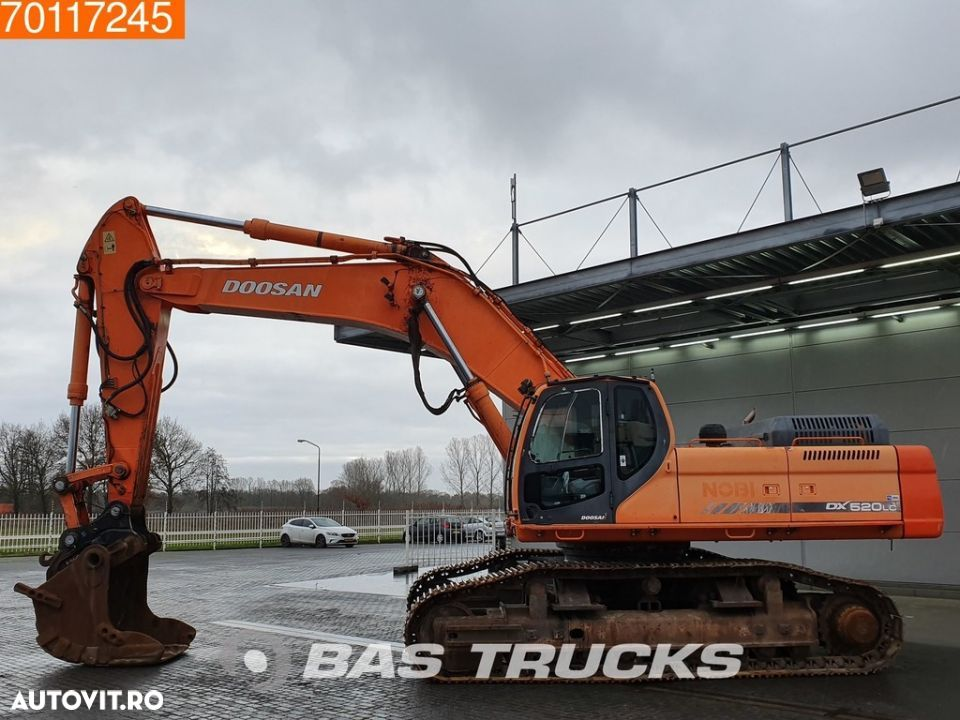 Doosan DX520 LC From first owner - 6