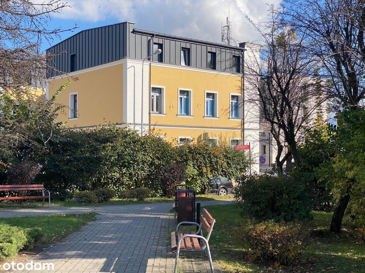 Inwestycyjnie mieszkanie w nowoczesnej Kamienicy