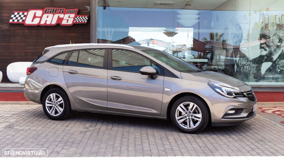 Opel Astra Sports Tourer 1.0 Edition S/S - 1