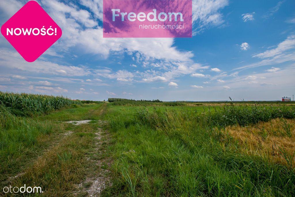 Działka 39 arów w Łukawcu, 14 km od Rzeszowa