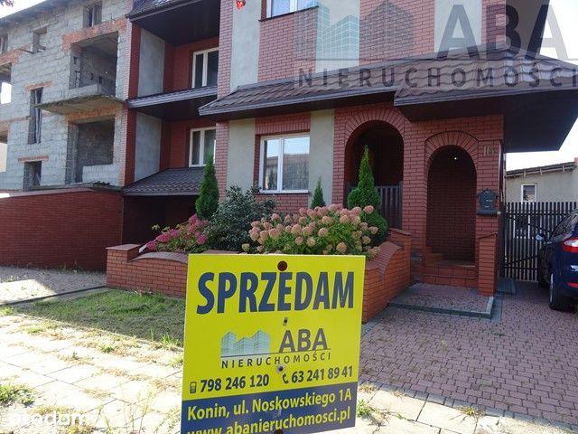 Turek - Dom na sprzedaż w zabudowie bliźniaczej