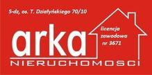 Deweloperzy: ARKA NIERUCHOMOŚCI Włodzimierz Sobkowiak - Swarzędz, poznański, wielkopolskie