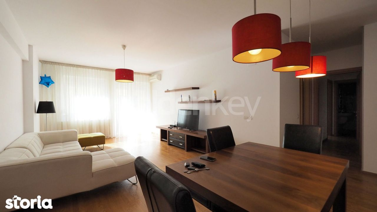 Apartament modern cu 3 camere, 24mp terasa, garaj
