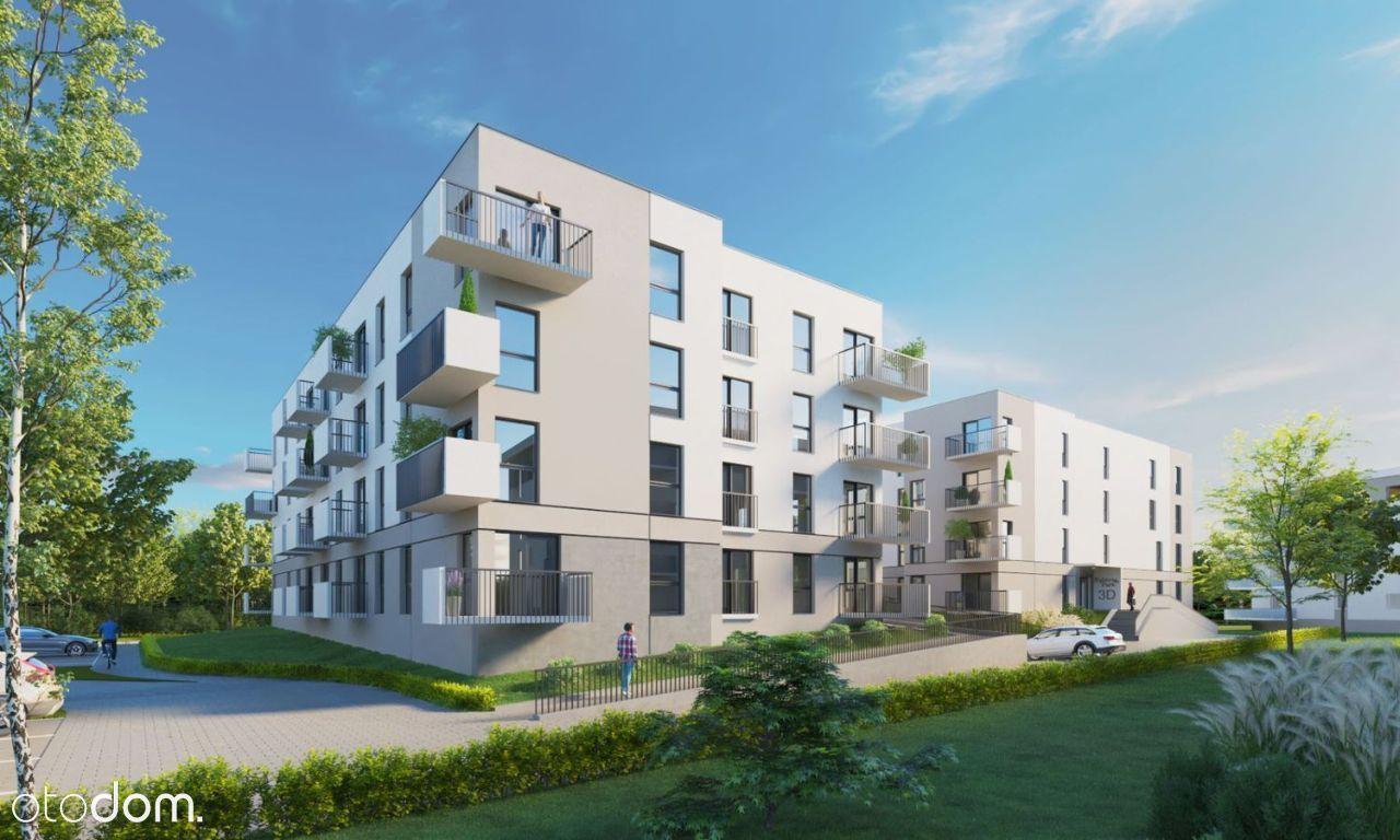 Nowe mieszkanie 2 pokojowe Osiedle Rąbin Park