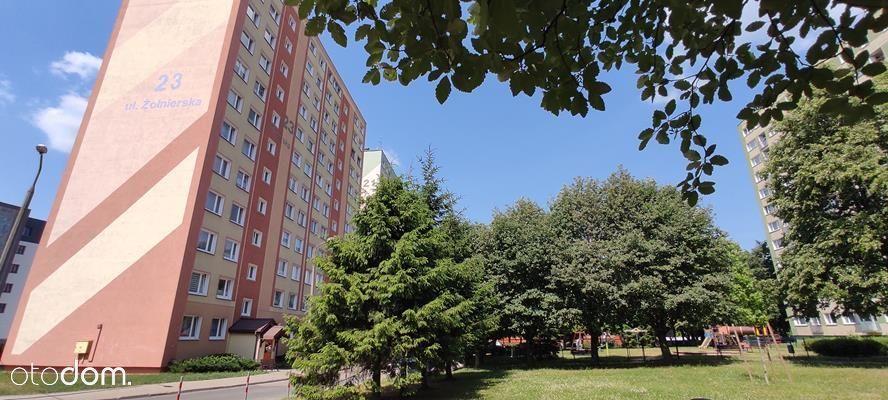 Mieszkanie na sprzedaż 2 pok. 46,8m2 ul.Żołnierska