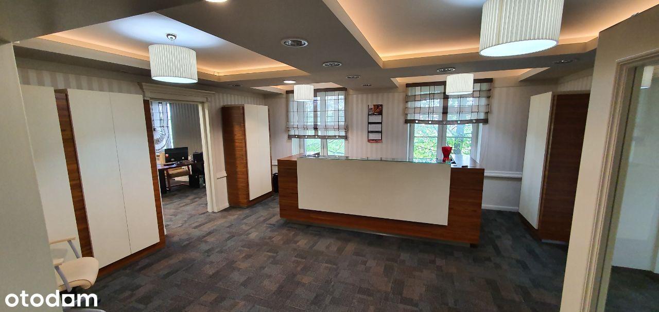 Biura na wynajem 184 - 368 m2, parking