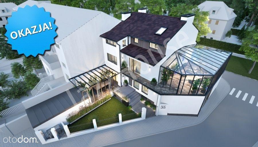 Atrakcyjny dom na sprzedaż Mokotów - Sadyba