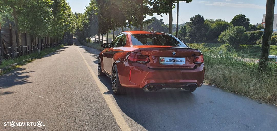 BMW M2 COMPETITION - 5