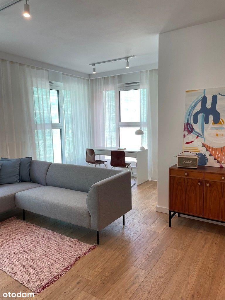 Nowe, dwupokojowe mieszkanie   Fuzja   56 m²