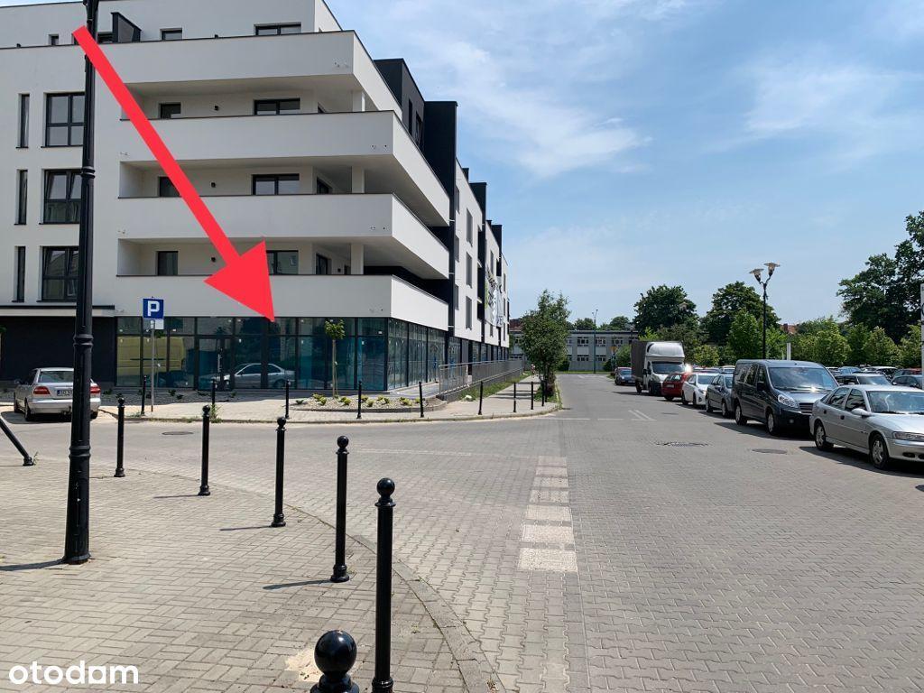 Lokal Handlowo-Usługowy Tychy ul. Bacha/Barona