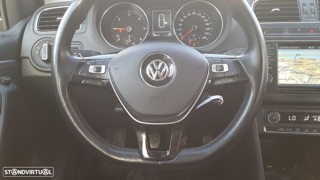 VW Polo 1.4 TDi Confortline - 35