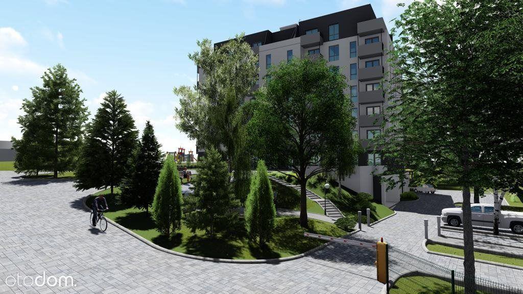 Mieszkanie, 56,19 m², Poręba