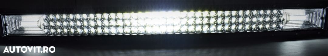 Led Bar 405 W, 81 cm, curbat - 8