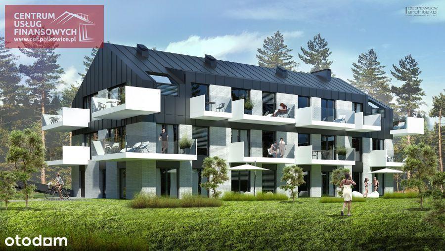 Apartament 30,7m2 w Niechorzu
