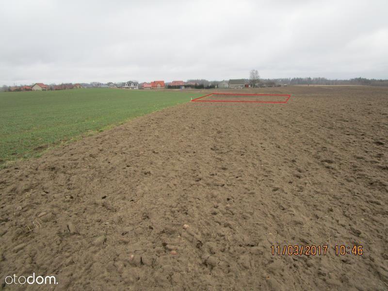 Działka budowlana - Małkowo