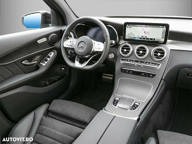 Mercedes-Benz GLC Coupe 200 - 4