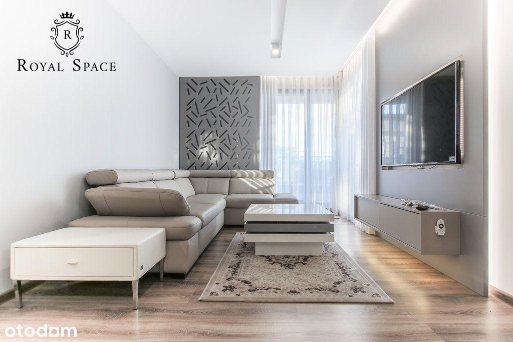 Luksusowy apartament z 40m tarasem | 72 m2