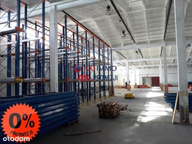 Hala/Magazyn, 2 000 m², Bielsk Podlaski