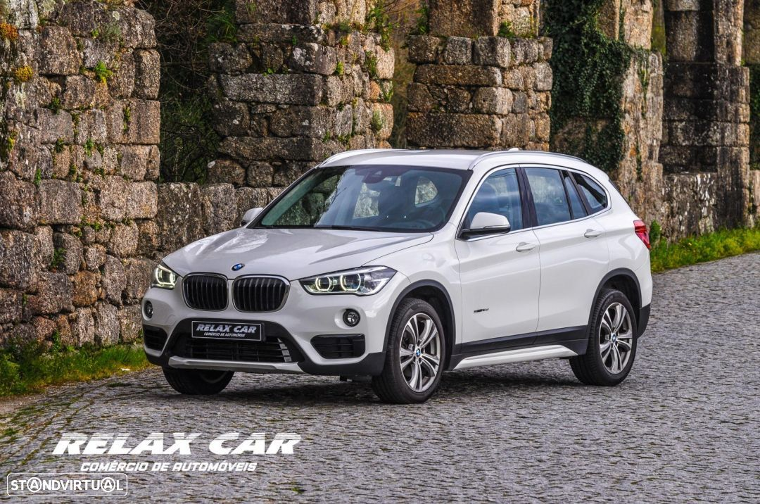 BMW X1 16 d sDrive - 1