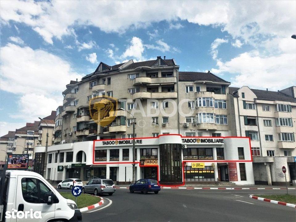 Spatiu comercial in Sibiu zona Alba Iulia 268 mp utili de vanzare