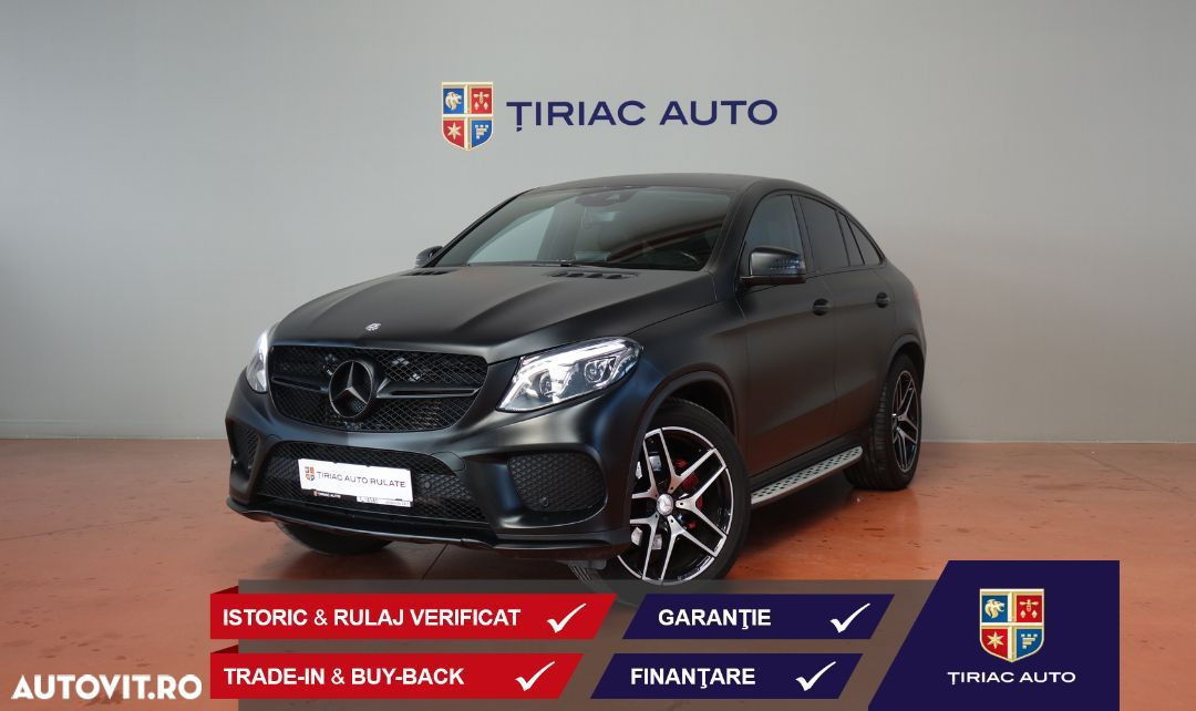 Mercedes-Benz GLE Coupe 350 - 40