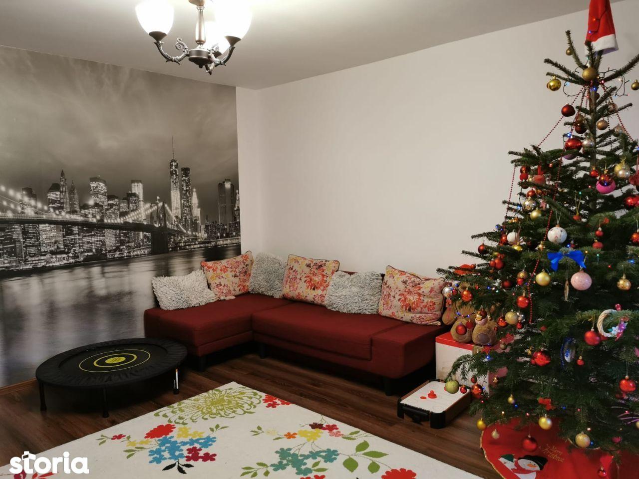 Apartament 3 camere, dec,zona M. Eminescu(Liliacului), parter