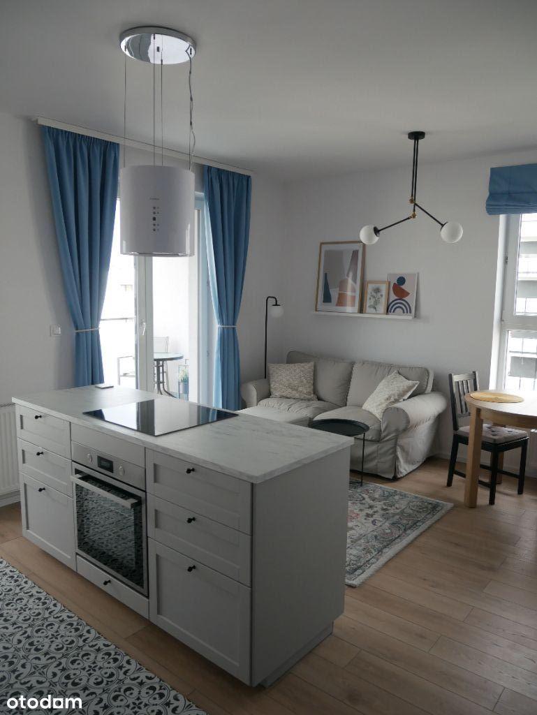 Mieszkanie 54 m2 ul. Piltza wykończone (3 pokoje)
