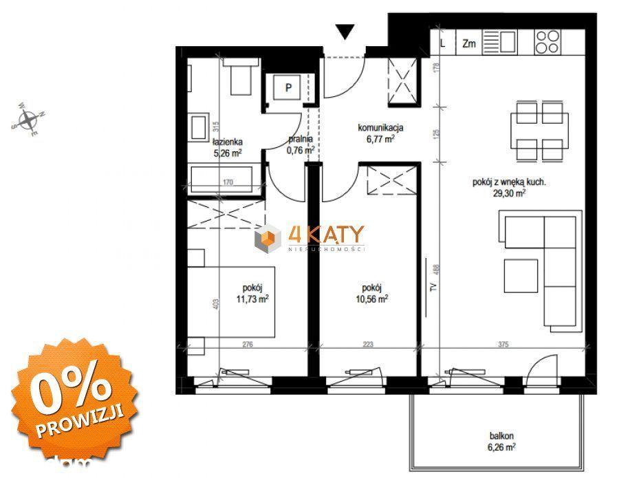 Nowy apartament dostępny w tym roku !
