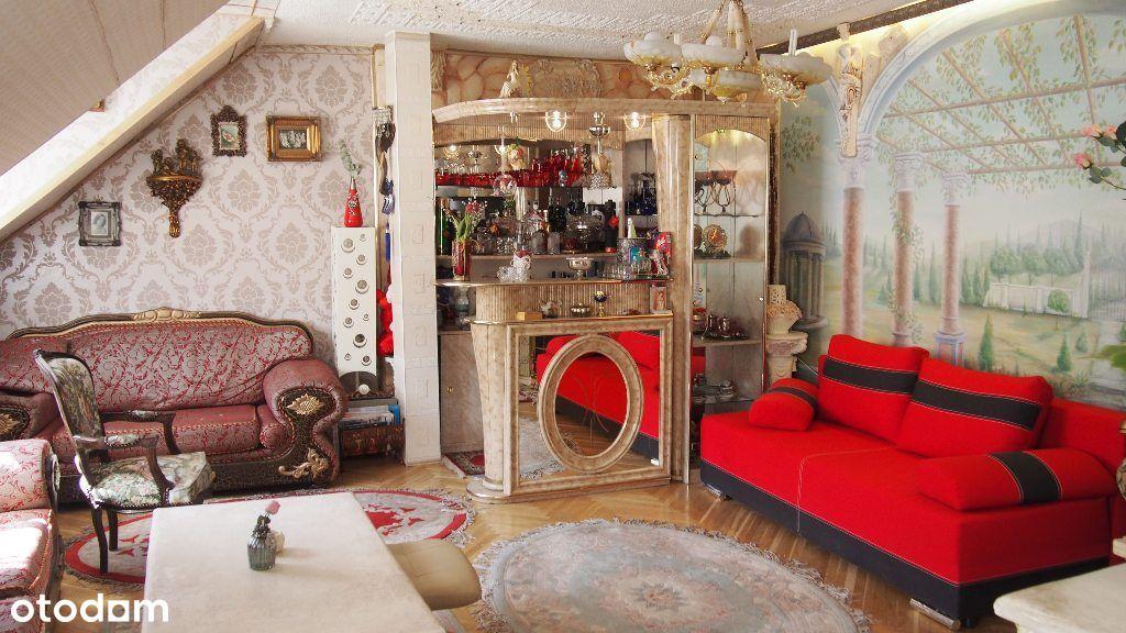 Mieszkanie przy Bednarskiej