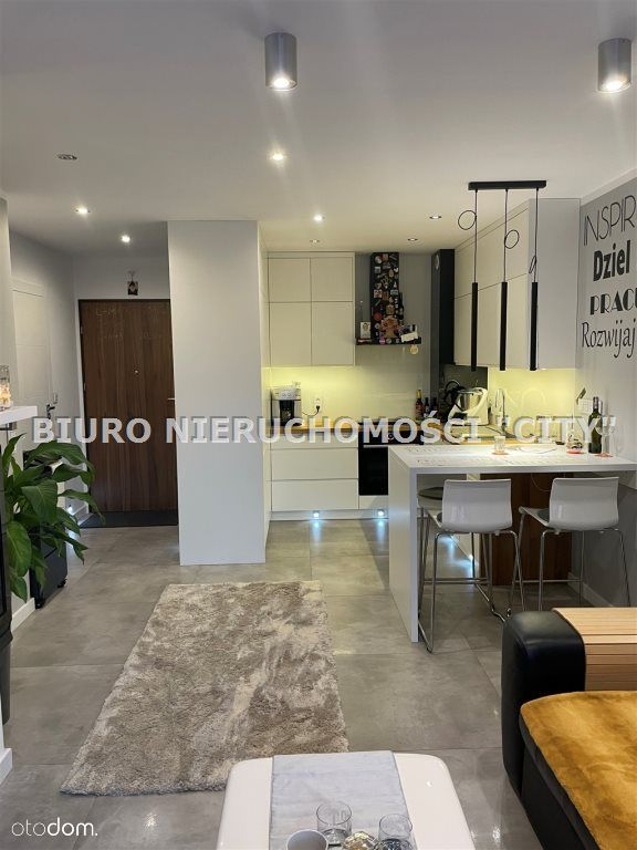 Mieszkanie, 36,48 m², Katowice