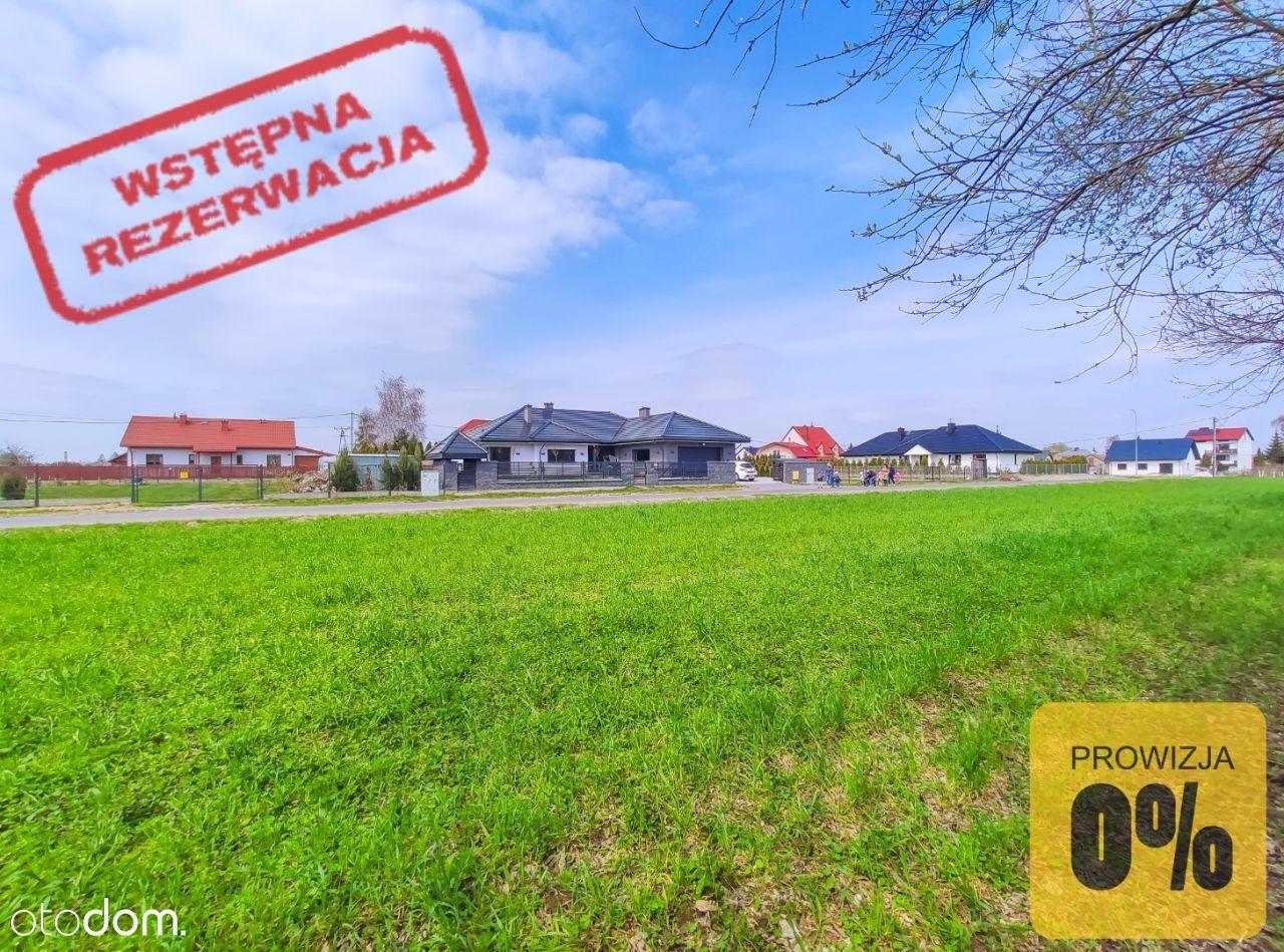 Zielone przedmieścia Łukowa | Łazy | działka bud.|