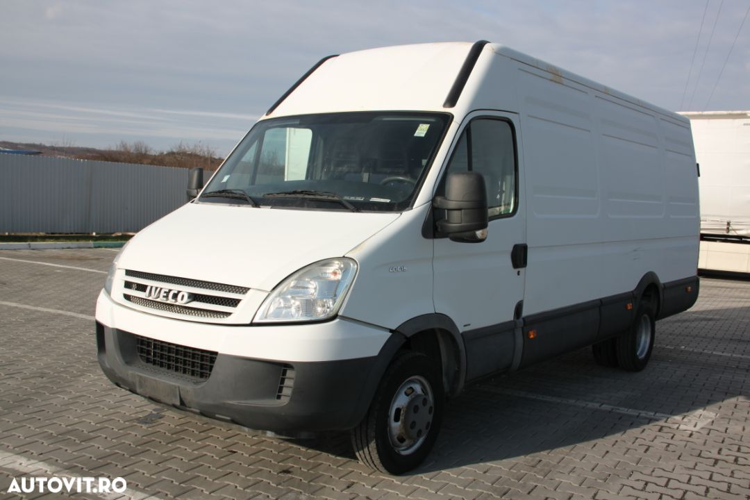 Iveco iveco daily 40c15 - 5