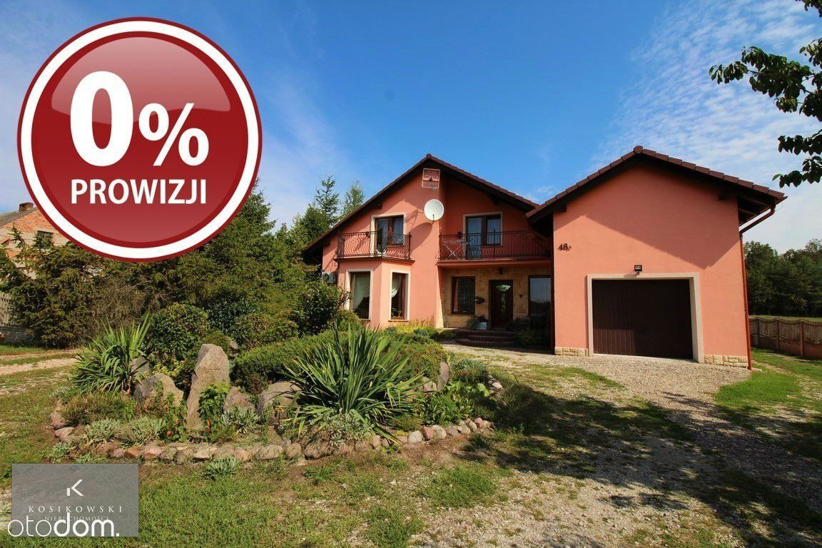 Dom, 249 m², Klonów