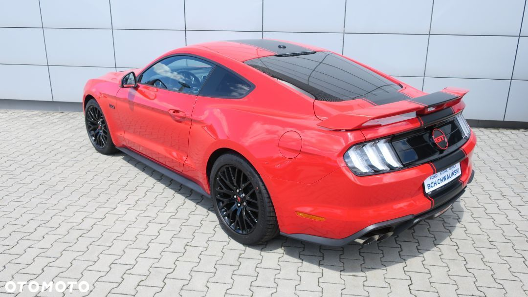 Ford Mustang Rece red Opole automat Magneride - 10