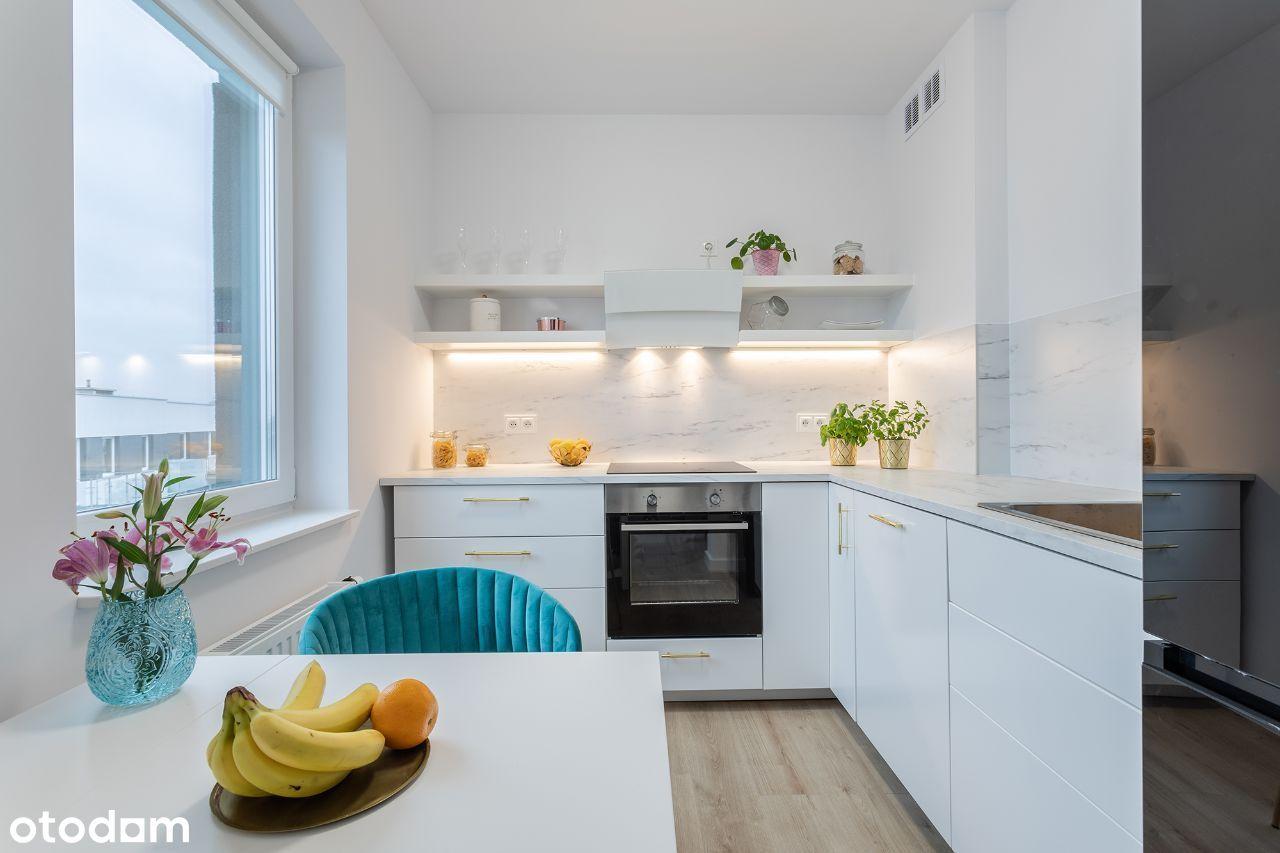 DRUSKIENICKA | 2 pokoje | balkon | m.postoj | 40m2