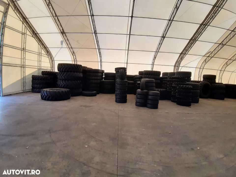 650/65 R28 Anvelope noi de tractor Radiale NEW HOLLAND Class si Cases - 11