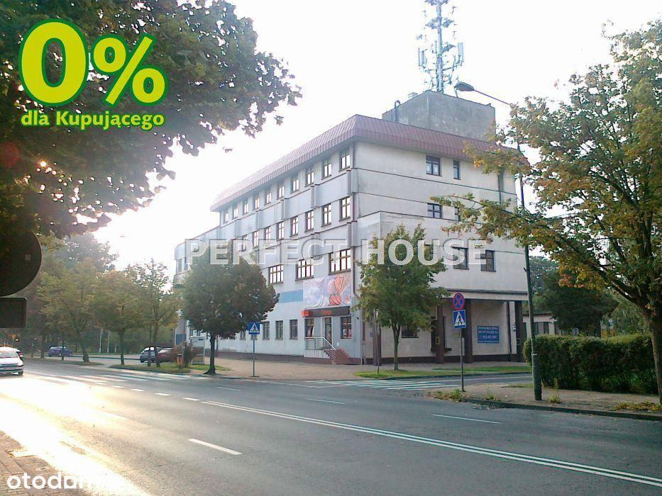biurowiec w centrum Konina