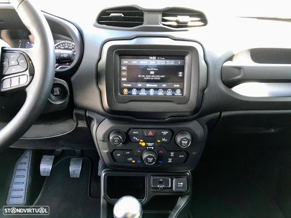 Jeep Renegade 1.0 T Night Eagle - 4