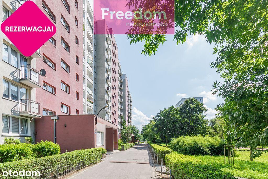 3 pokojowe mieszkanie z potencjałem na Targówku