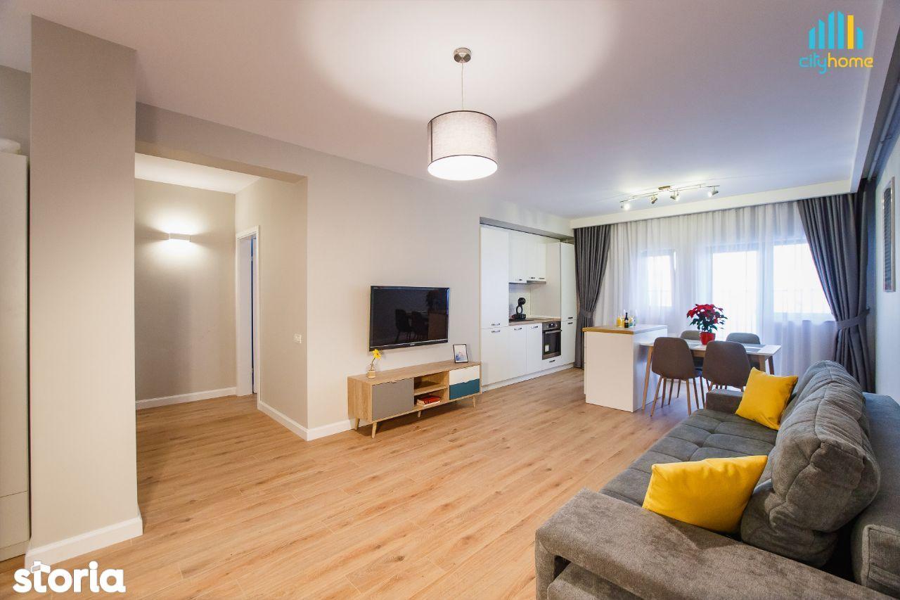 Apartament Penthouse Nou cu Utilitati Incluse