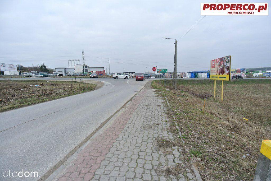 Działka 12115 m2, Bilcza (blisko głównej drogi)