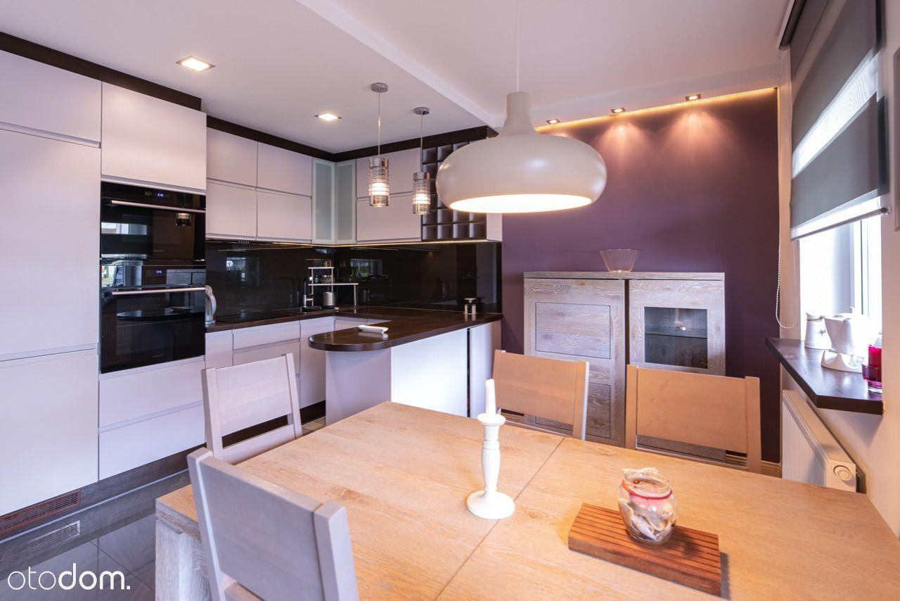 48 m2, Krzyszkowice, nowoczesne, garaż podziemny