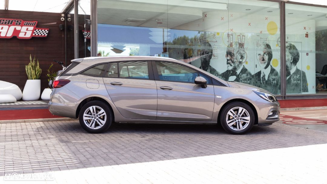 Opel Astra Sports Tourer 1.0 Edition S/S - 21