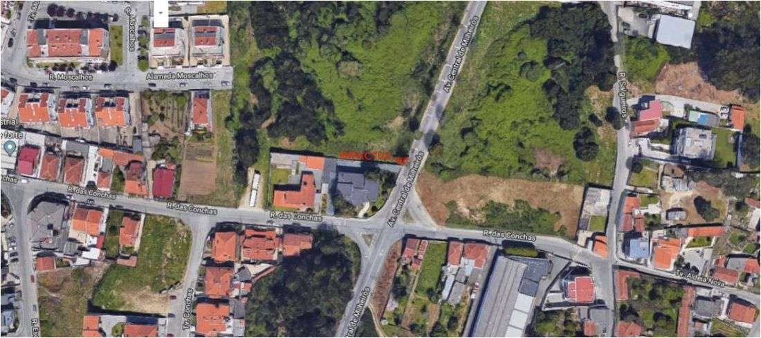 Terreno para comprar, Milheirós, Maia, Porto - Foto 5