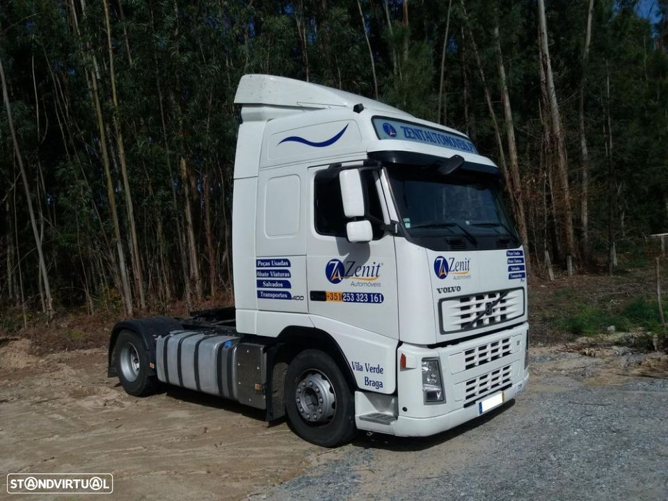 Volvo FH 400 - 1