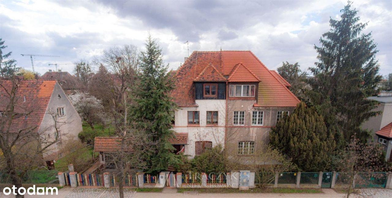Karłowice - duży dom w zabudowie bliźniaczej