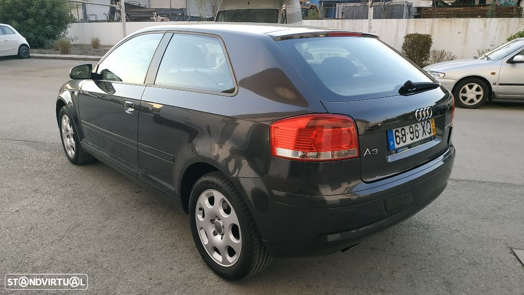 Audi A3 2.0 TDi Attraction - 30
