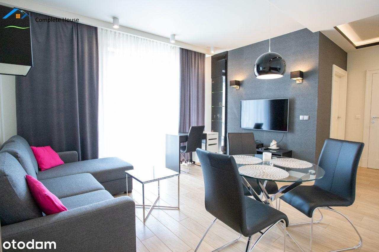 Apartament 38m2 Tuż Przy Arkadii | Garaż Podziemny