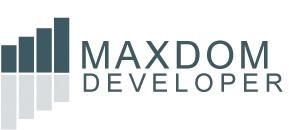 MAXDOM DEVELOPER